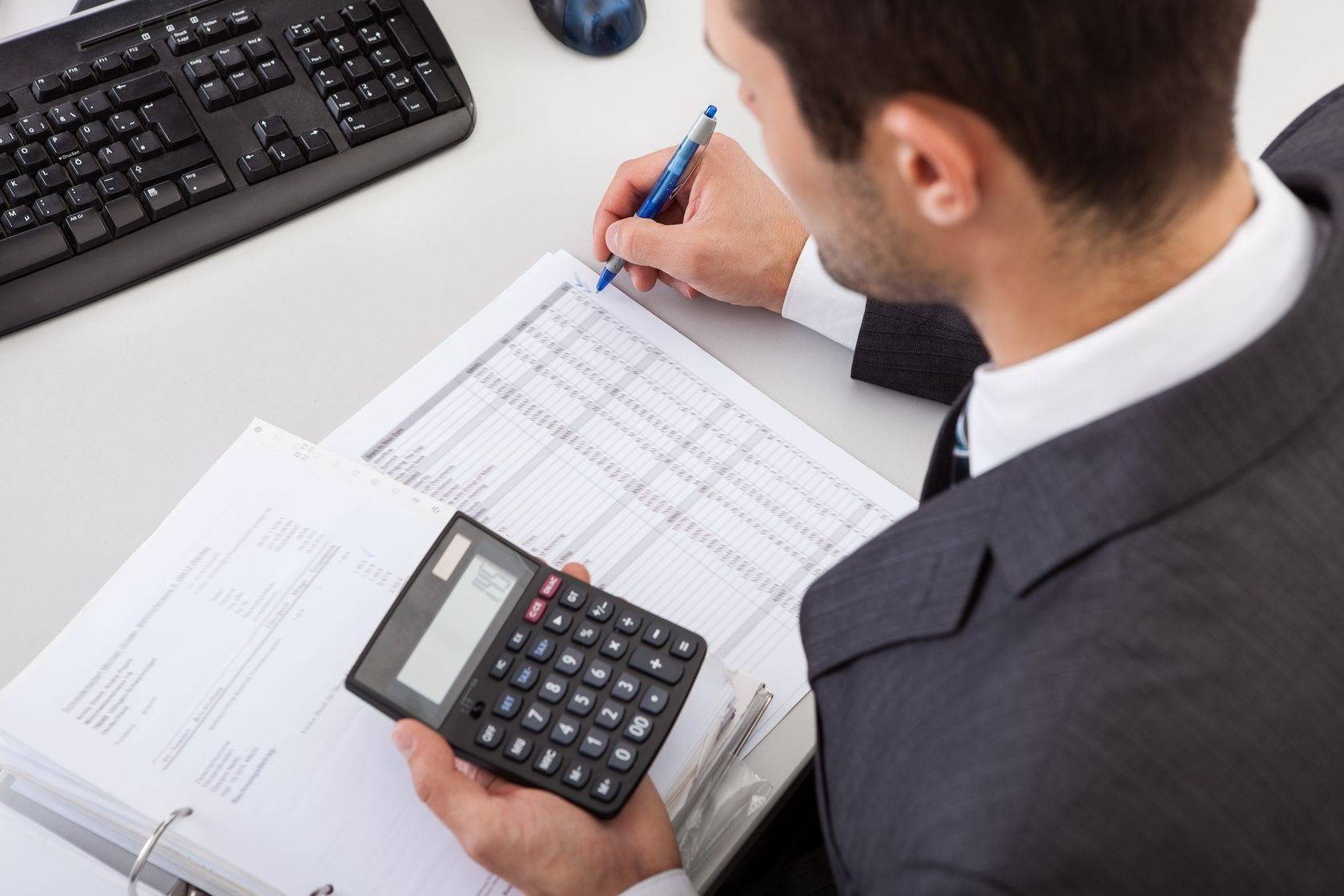 accountant pay
