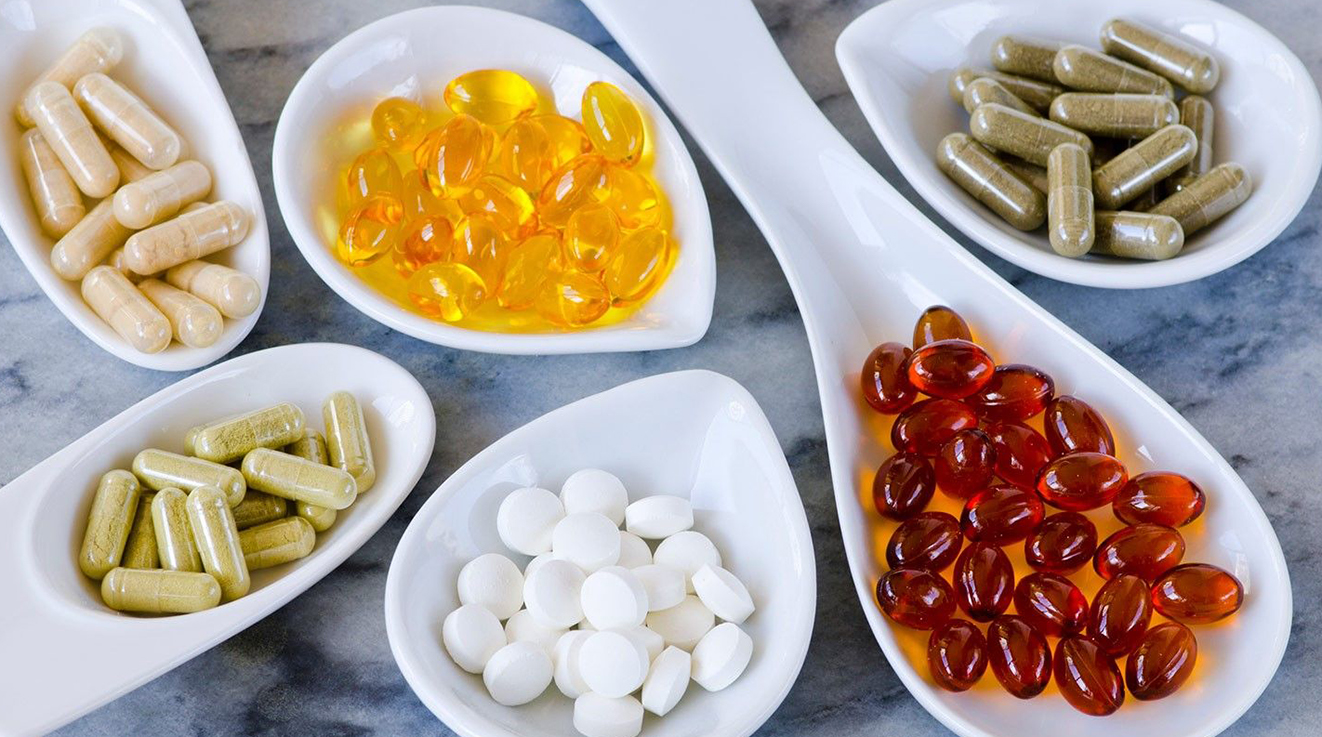 types of food supplement
